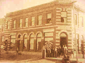 Bank in 1903
